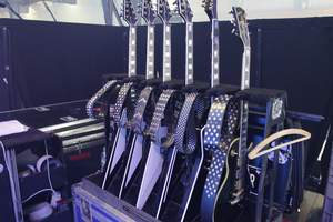 Judas Priest Richie Faulkner Gear Guitars