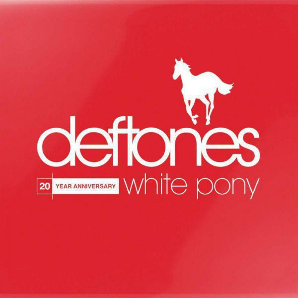 Deftones White Pony