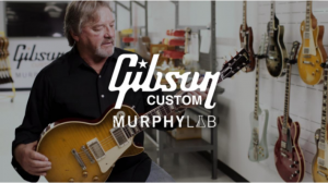 Gibson Custom Shop startet The Murphy Lab