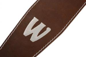 Warwick Teambuilt & Masterbuilt Genuine Leather Bass Straps