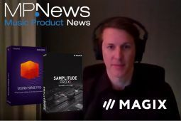 Music Product News - Magix Samplitude Pro X5 & SOUND FORGE Pro 14: Die wichtigsten Features im Video erklärt