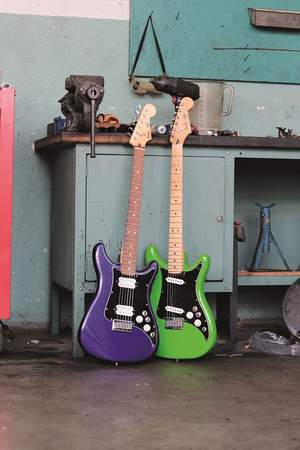 Fender Player Lead II & Lead III