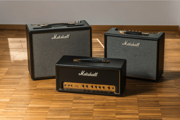 Marshall Origin Series amp guitar test