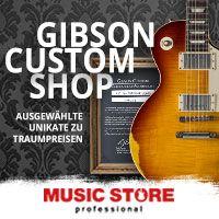 Musicstore Gitarre Gibson