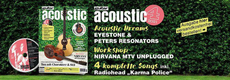 Banner guitar acoustic 4/21