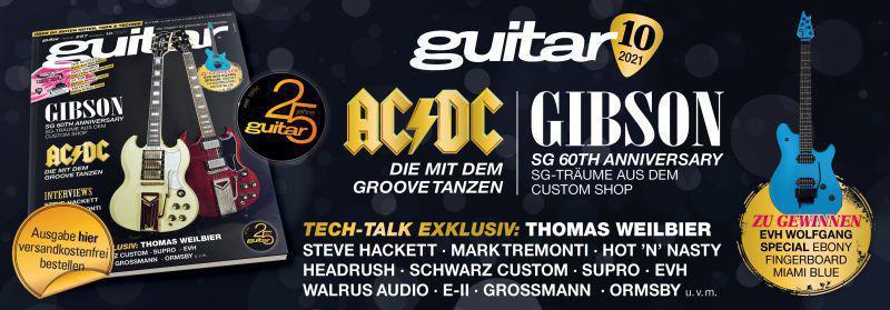Banner guitar 8/21