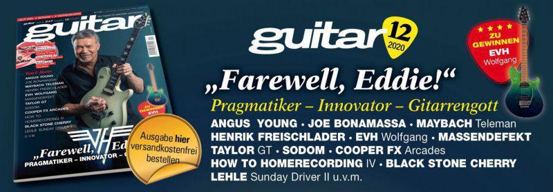 guitar Magazin Ausgabe 12/ 2020