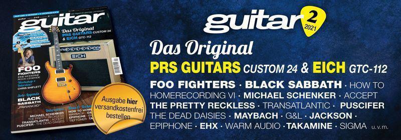 Banner guitar 2/21