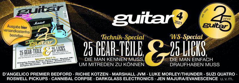 Banner guitar 4/21