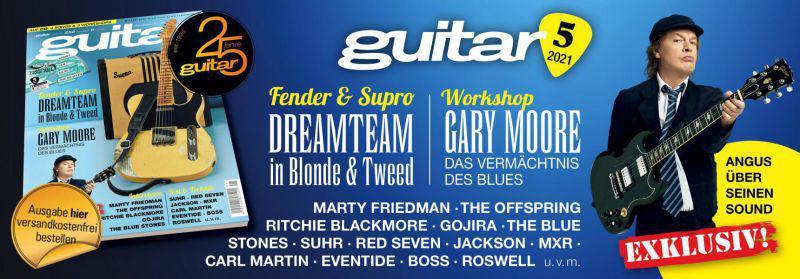 Banner guitar 5/21