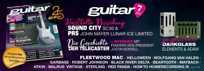 Banner guitar 6/21