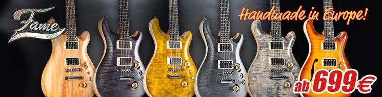 Werbung Guitar